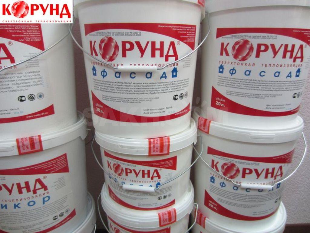 Теплоизоляционная краска: топ-10 производителей, виды и применение