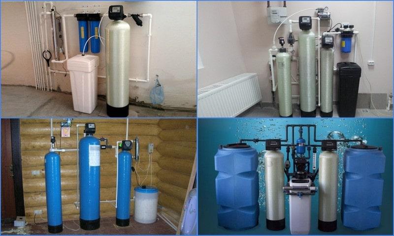 Правила очистки воды из скважины от железа
