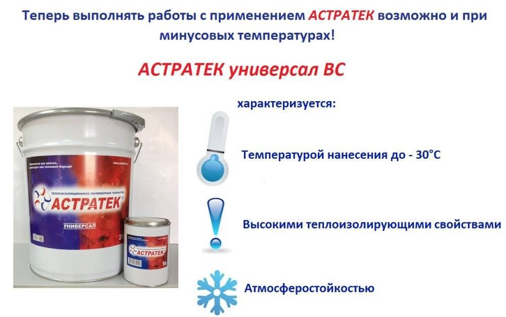 Теплоизоляционная краска — свойства, назначение, цены