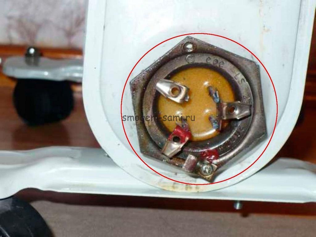 Проведение ремонта масляных радиаторов своими руками