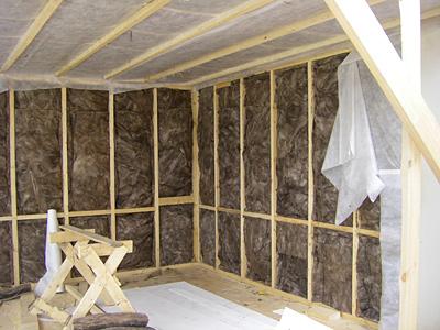 Утепление наружных стен дома - расчет, выбор материалов