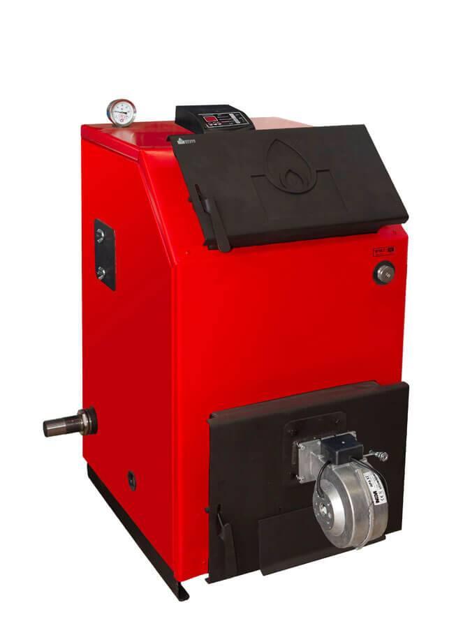 Комбинированные котлы: отопление на дровах и электричестве