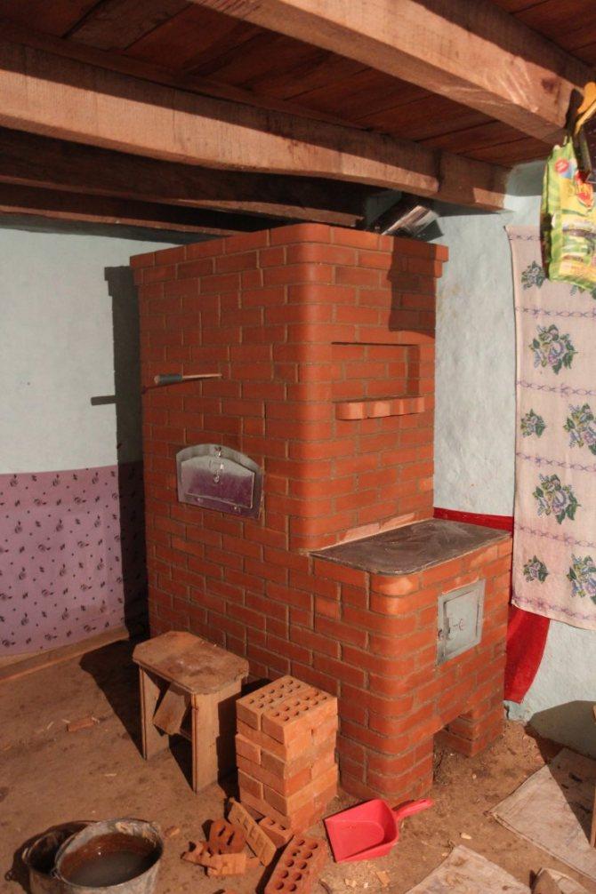 Сложно ли сложить печь для дачи? давайте разберёмся