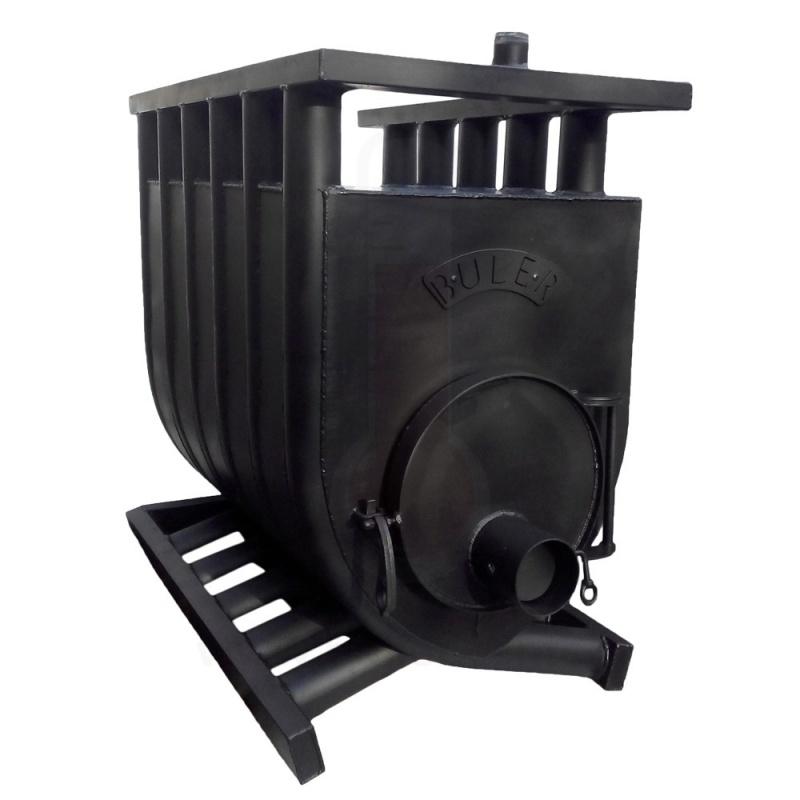 Булерьян с водяным контуром - лучшее отопление