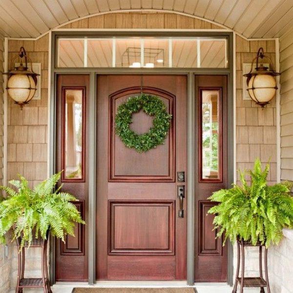 Межкомнатные двери в деревянном доме: выбор и установка
