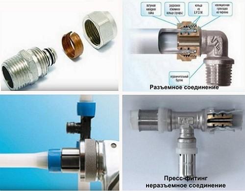Монтаж металлопластиковых труб своими руками: как монтировать трубы из металлопластика, установка металлопластиковых труб