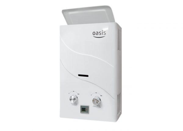 Газовые колонки oasis — обслуживание и эксплуатация