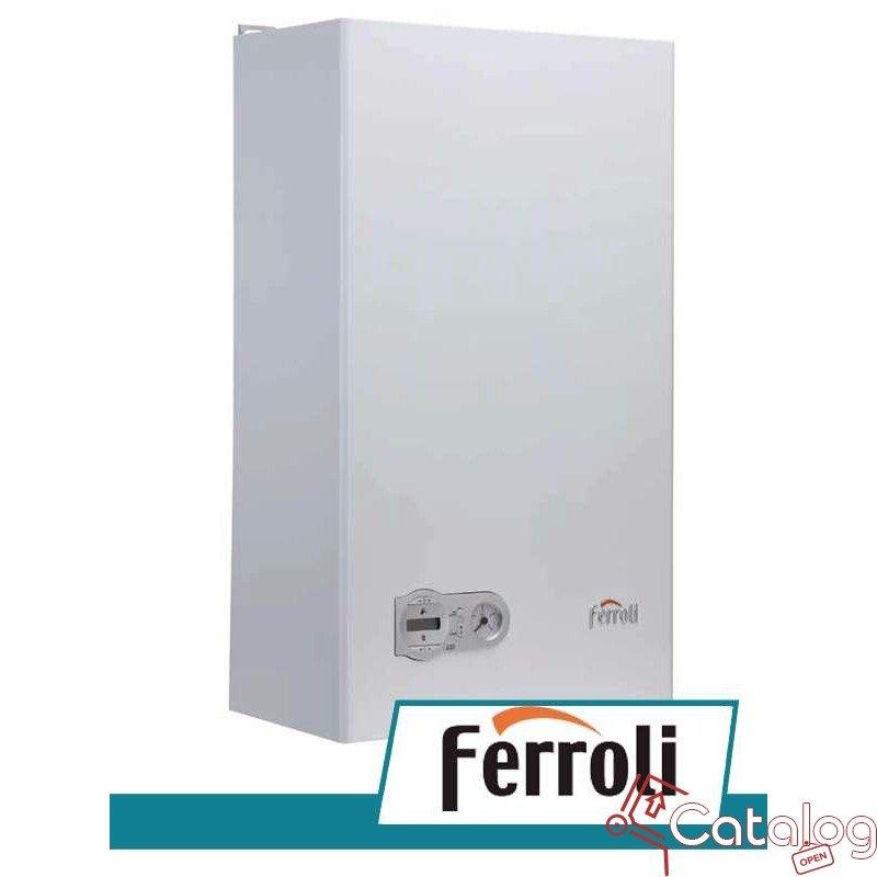 Газовые котлы ferroli большой обзор