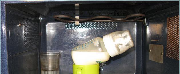 3 способа подогрева грудного молока - топотушки