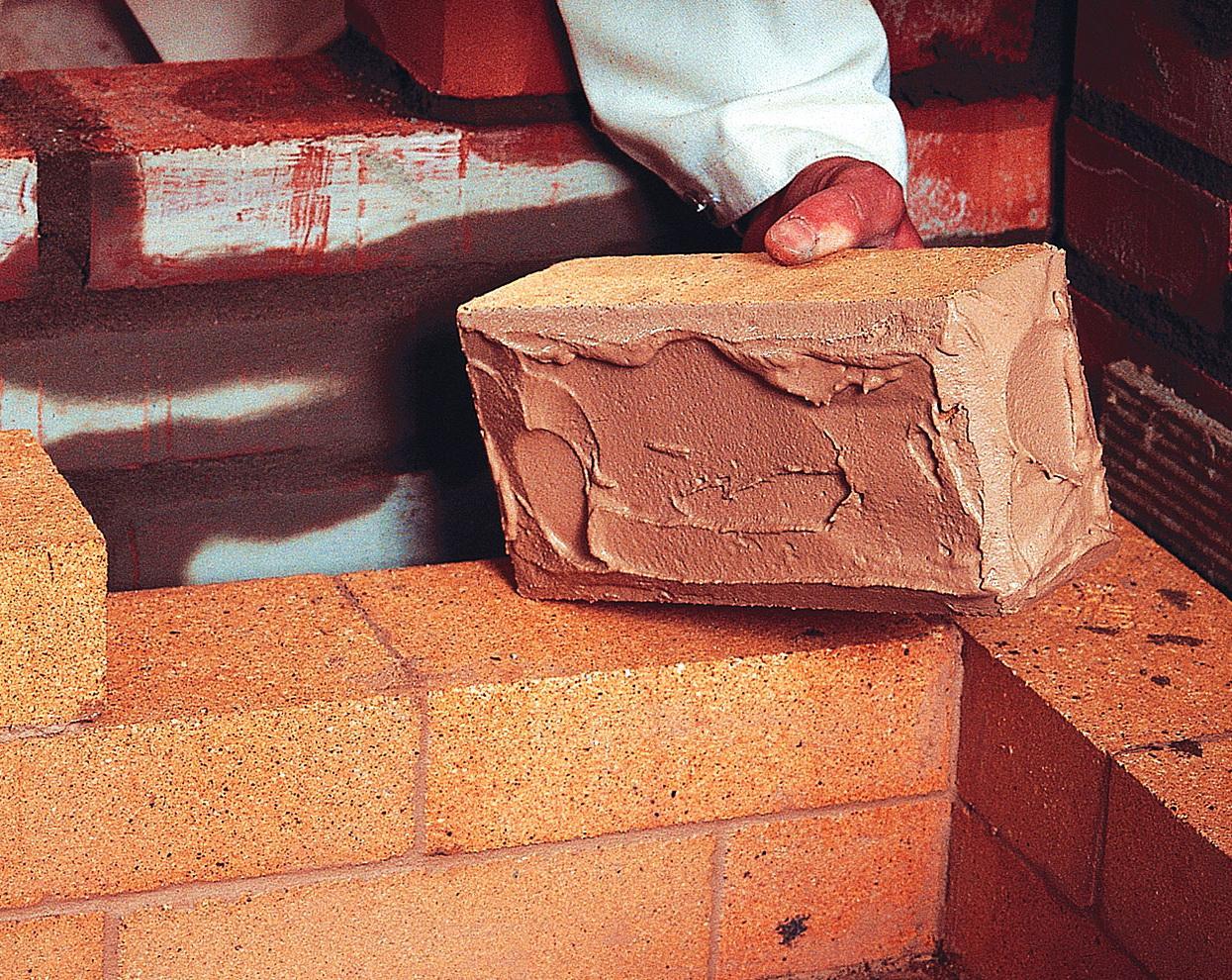 Подробный расчет — сколько нужно кирпича на печь-голландку с плитой | подготовка раствора