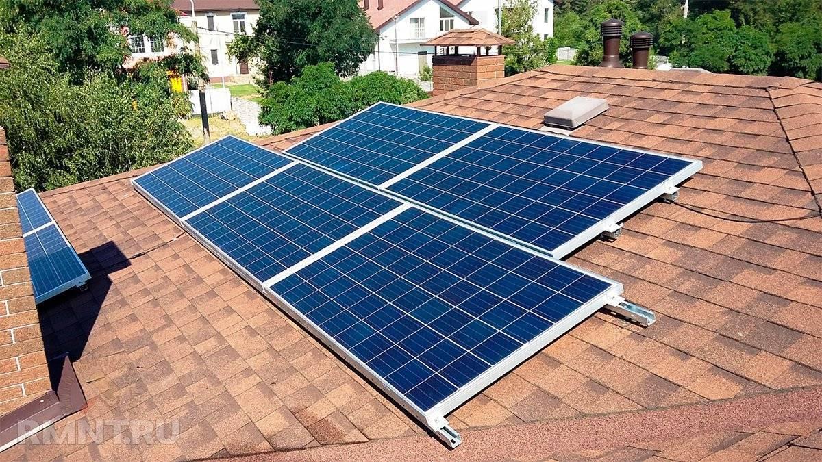 Как рассчитать мощность солнечных батарей для дома. жми!