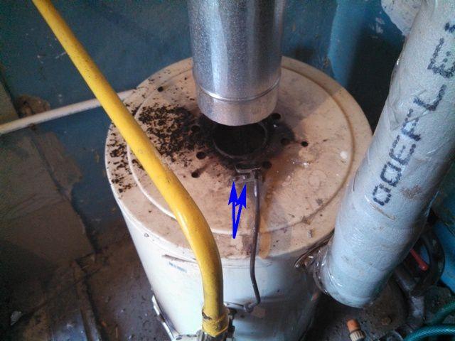 Чистка газового котла от сажи: пошаговая инструкция