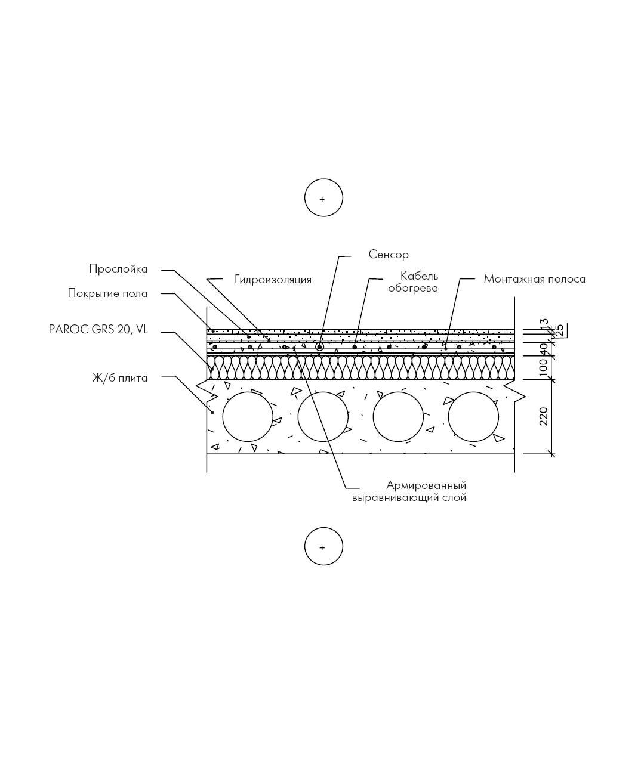 Конструкция пола над подвалом или подпольем дома | opolax.ru