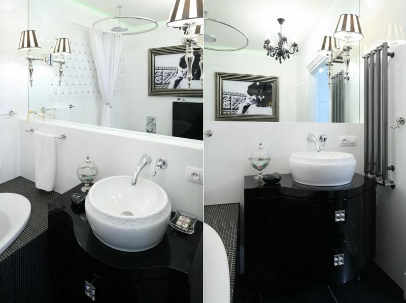 Белая ванная комната: советы и рекомендации специалистов по выбору стиля и оформления (145 фото)