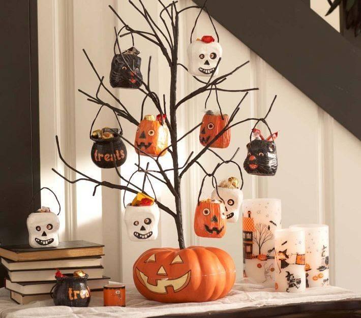 10 крутых украшений на хэллоуин своими руками :: инфониак