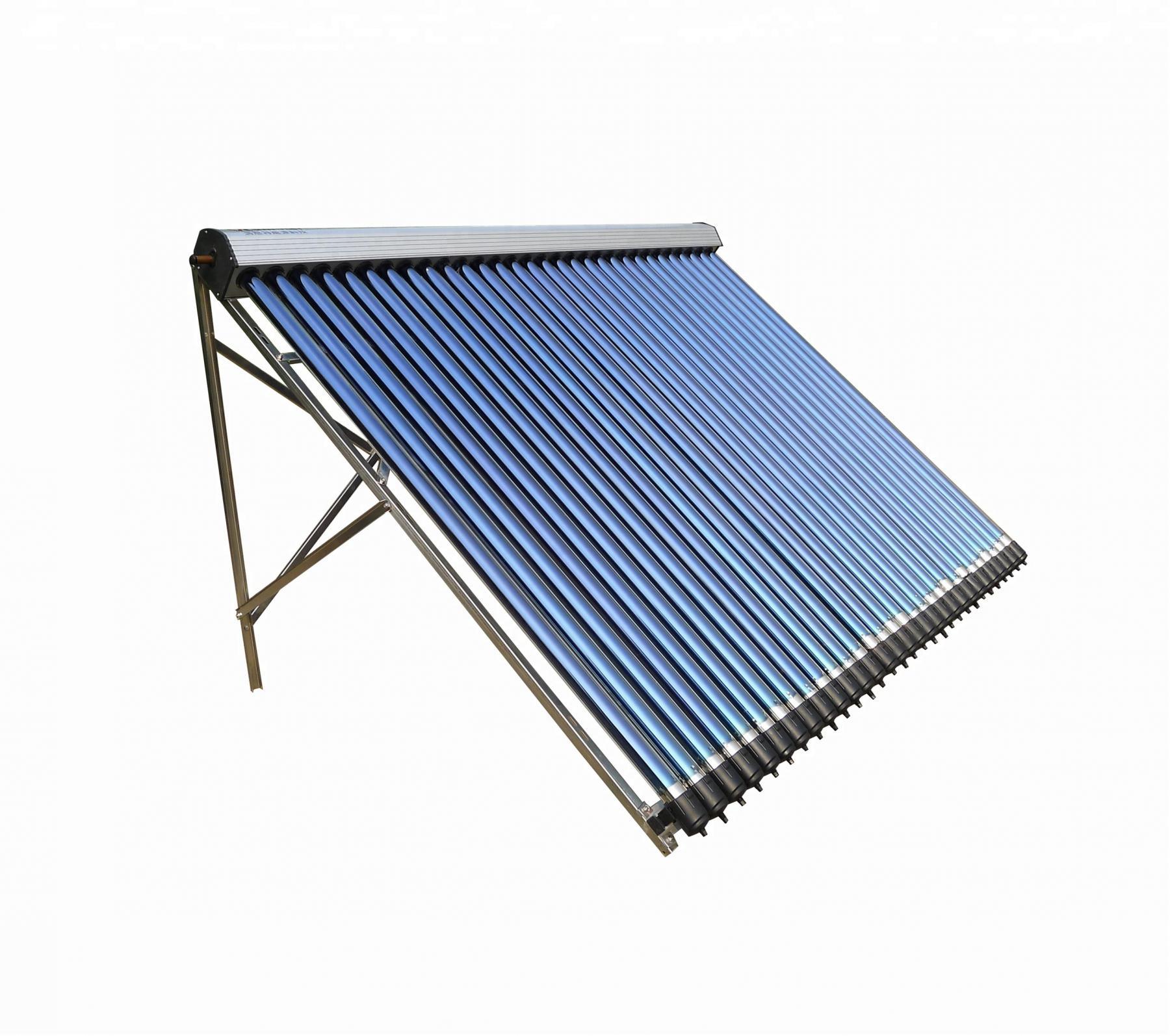 Вакуумная трубка для солнечного коллектора: принцип работы.