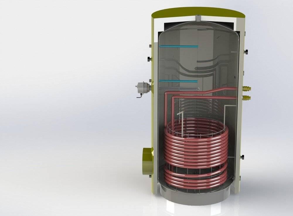 Электрический и газовый водонагреватель своими руками