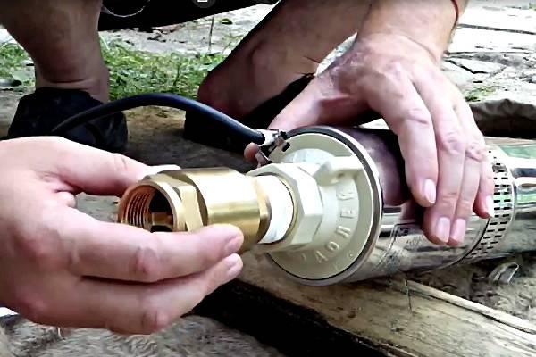 Обратный клапан для воды для насоса: виды, принцип работы, установка