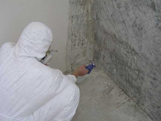Утепление бетонных стен изнутри