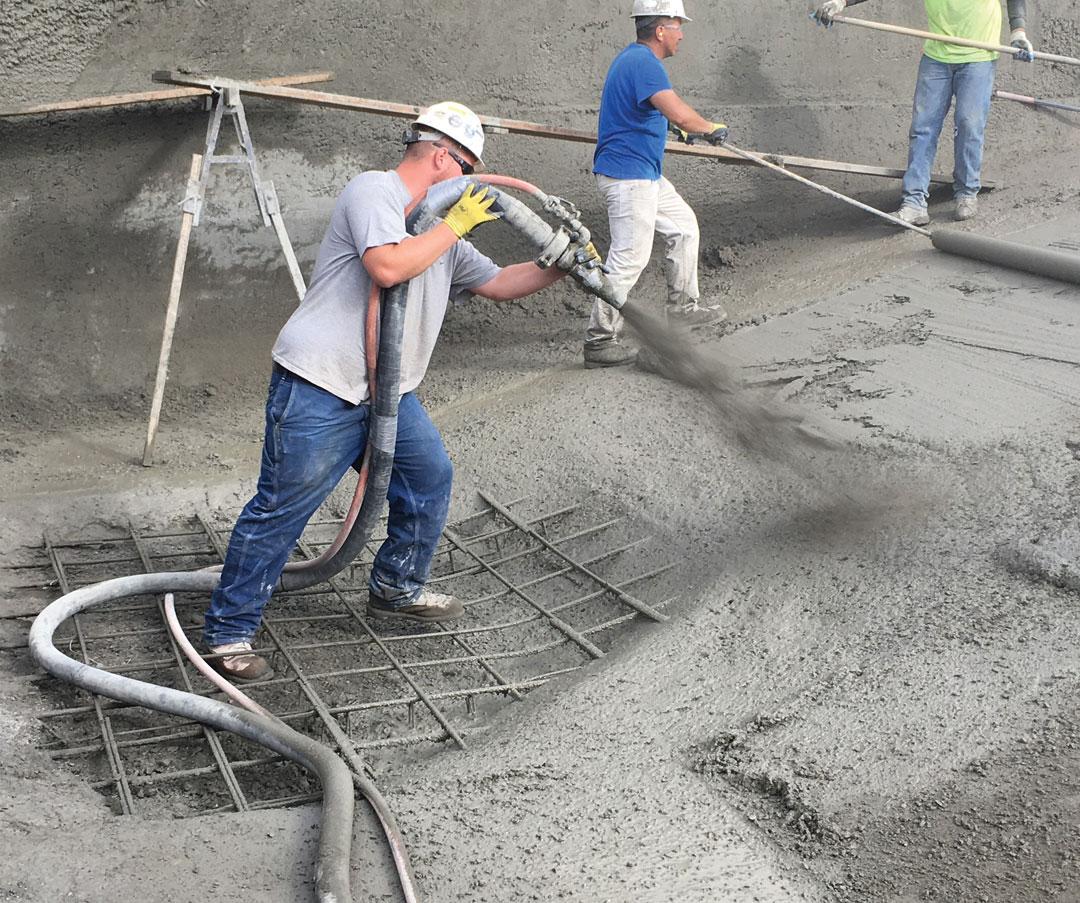 Ремонтный состав для бетона (бетонного пола, заделки трещин)