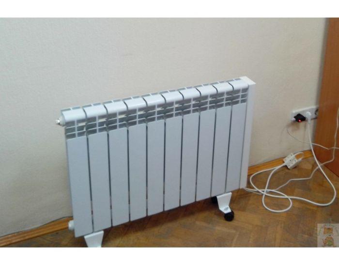 Экономичные электробатареи для отопления загородного дома