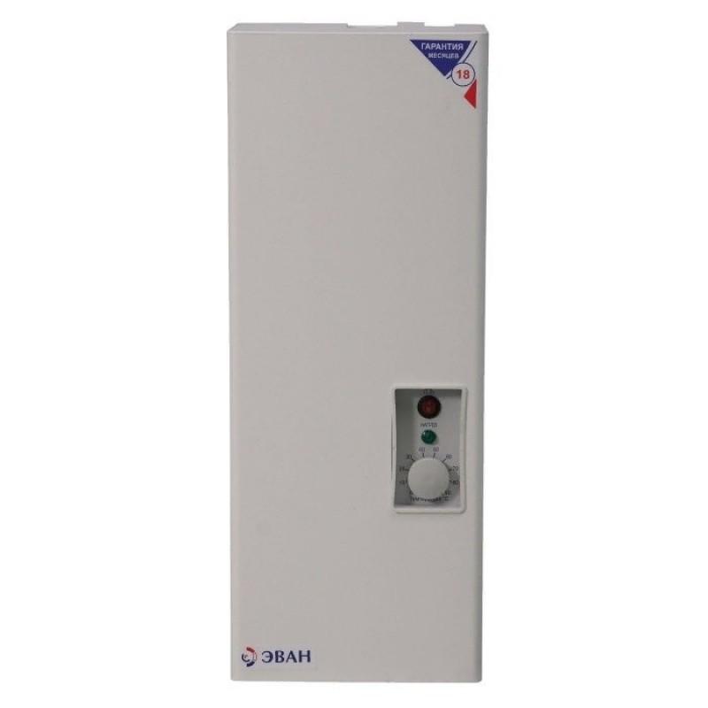 Электрокотлы эван для отопления частного дома - обзор моделей