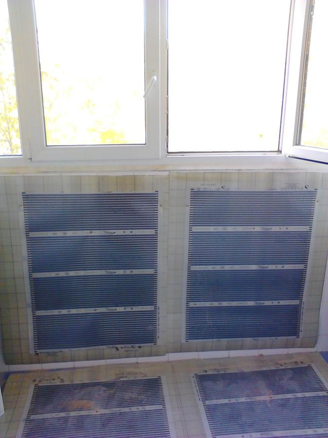 Способы отопления лоджии/балкона, чем лучше отапливать балкон