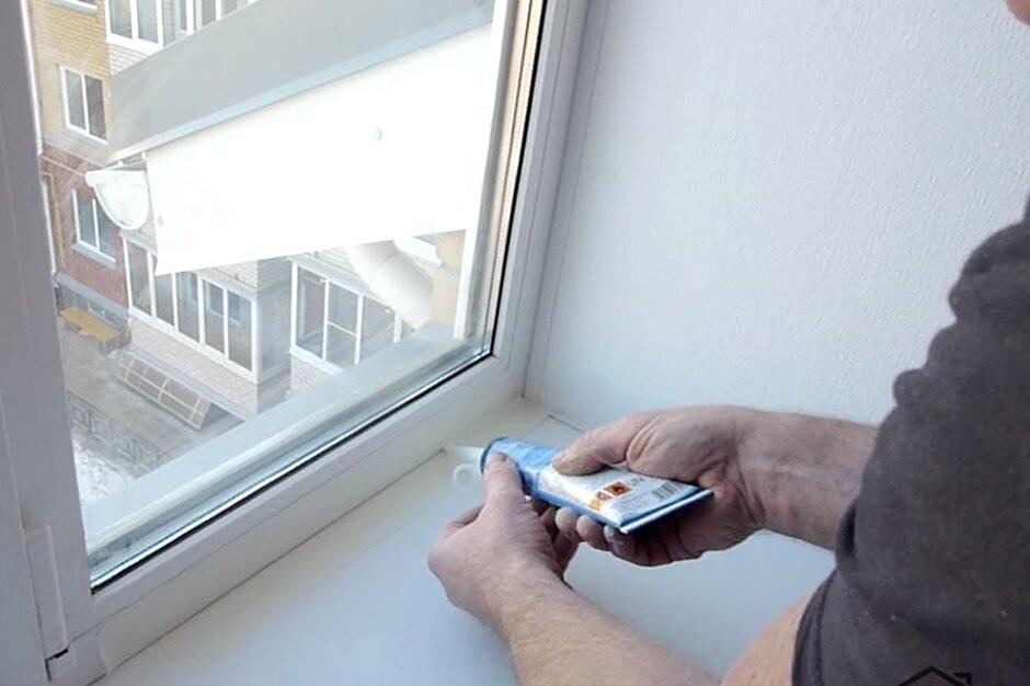 Как утеплить пластиковые окна на зиму своими руками внутри как утеплить пластиковые окна на зиму своими руками внутри