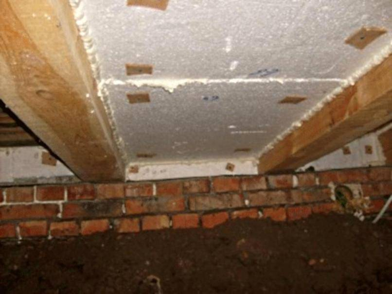 Конденсат на потолке в погребе - как устранить? (22 фото)