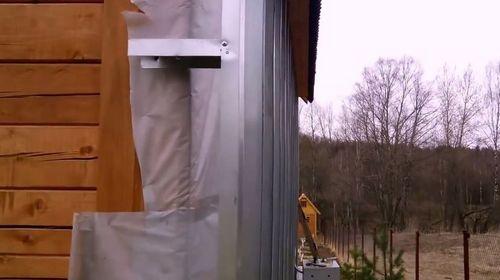Как утеплить дом из бруса внутри и снаружи: инструкция