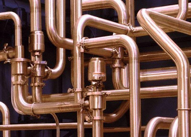 Достоинства и недостатки медных труб для отопления
