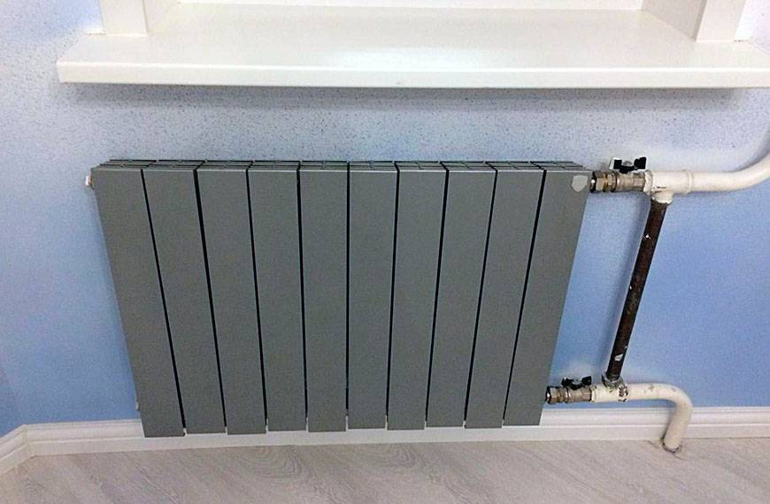 Замена батареи отопления в квартире через жэк: кто осуществляет