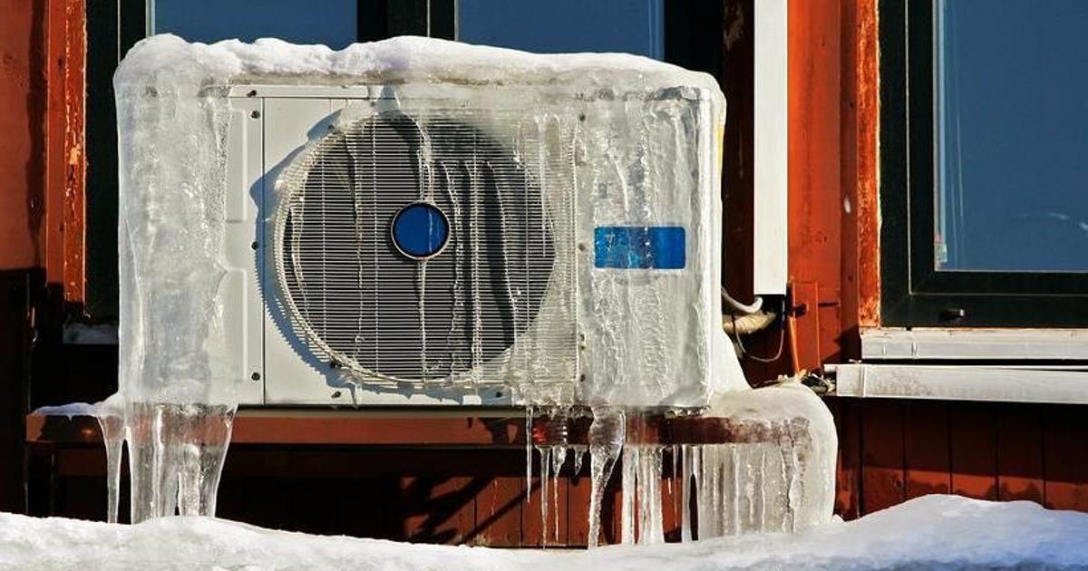 Можно ли включать кондиционер зимой на охлаждение и обогрев