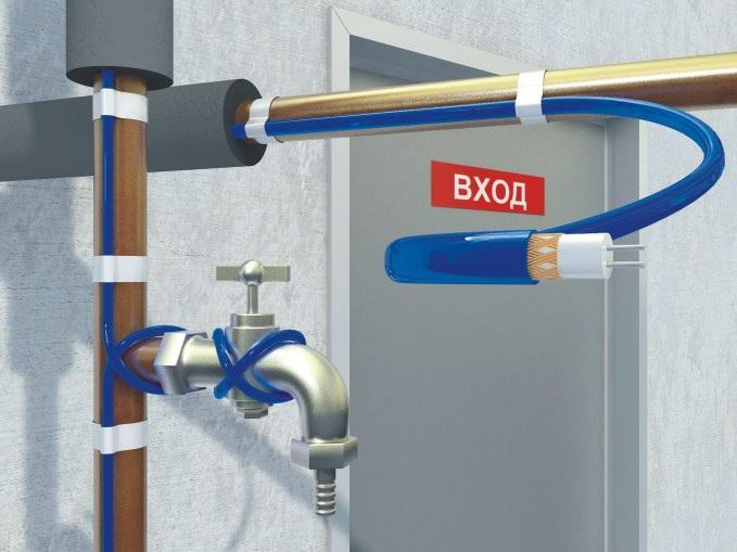 Как разморозить систему отопления?