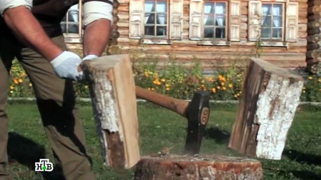 Советы по выбору приспособления для колки дров своими руками