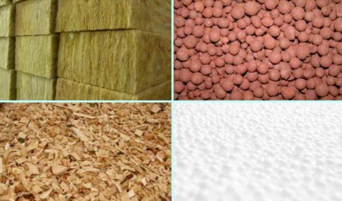 Как правильно утеплять потолок и стены в частном доме