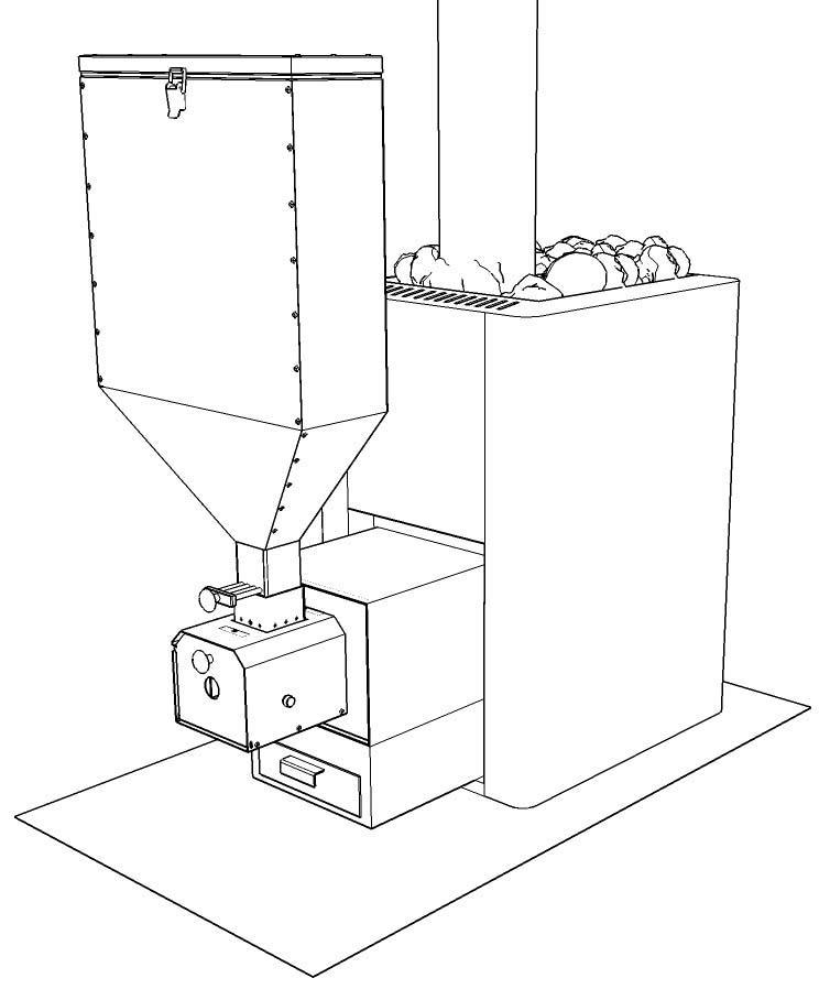 Пеллетная горелка пеллетрон – обзор и отзывы владельцев