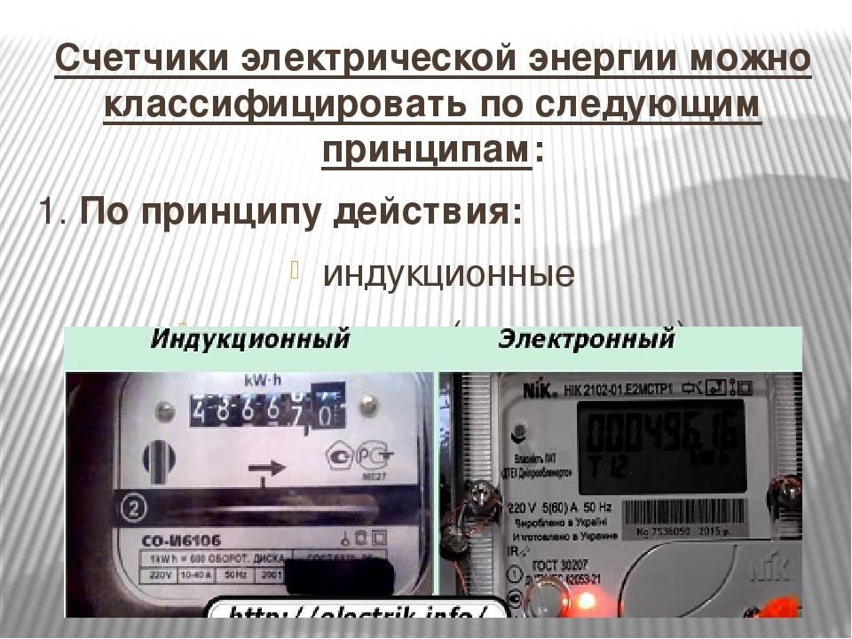 Принцип работы электронного счетчика электроэнергии - всё о электрике в доме