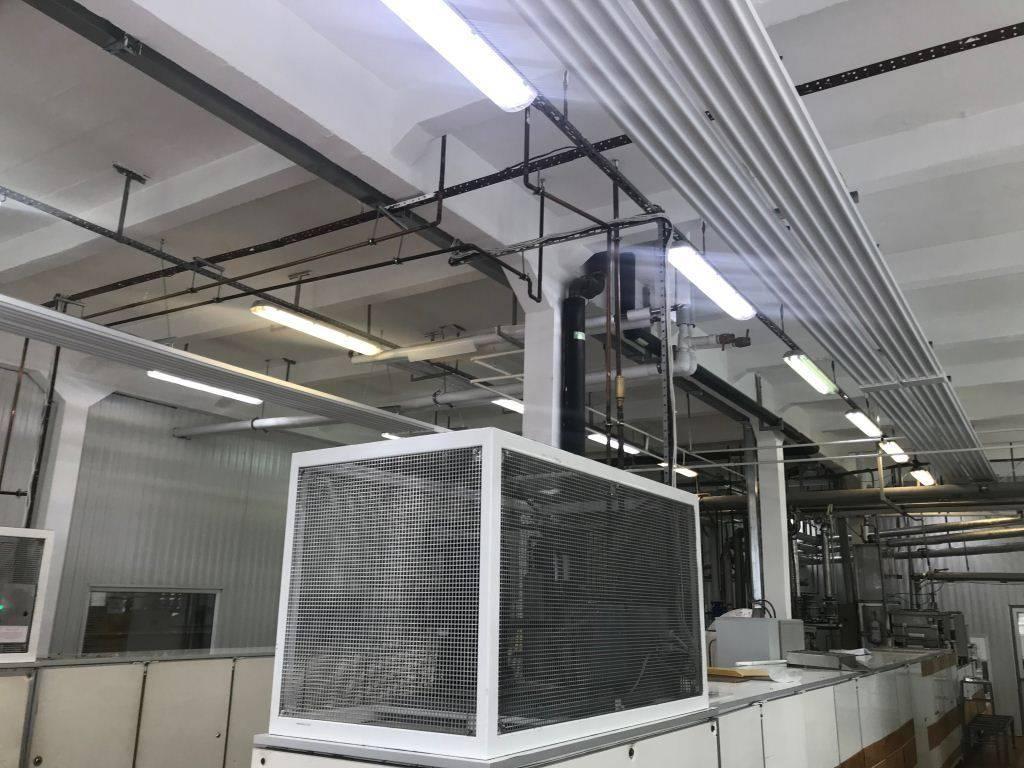 Виды и особенности использования систем лучистого отопления