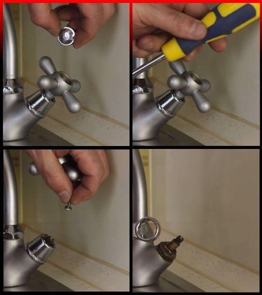 Ремонт своими руками: что делать, если в ванной течет смеситель из-под переключателя с душа на кран