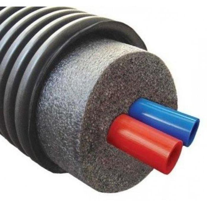 Утеплитель для труб из вспененного полиэтилена: теплоизоляционные трубки, диаметр трубной изоляции, теплоизоляция труб