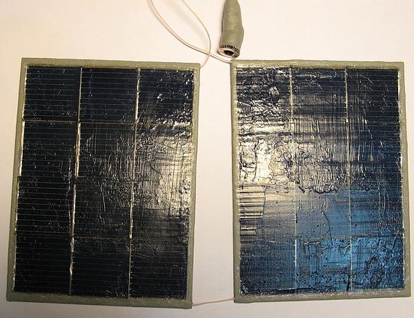 Как сделать солнечную батарею из транзисторов своими руками - жми!