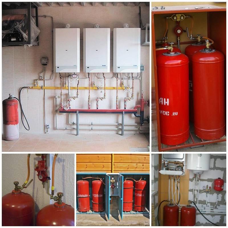 Газовые котлы отопления на сжиженном газе,перенастройка,расход