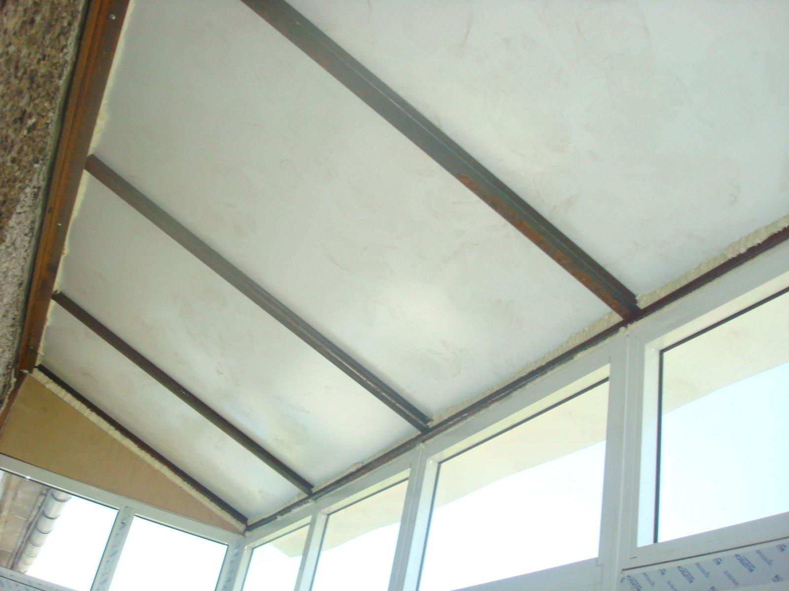 Как утеплить крышу балкона: инструменты, замена старого козырька своими руками