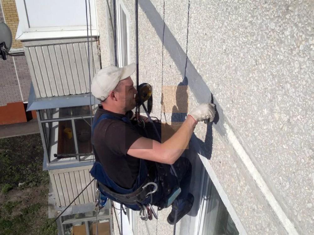 Утепление межпанельных швов в панельных домов