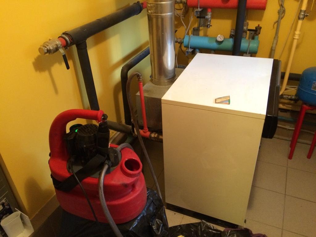Как и чем лучше промыть теплообменник газового котла