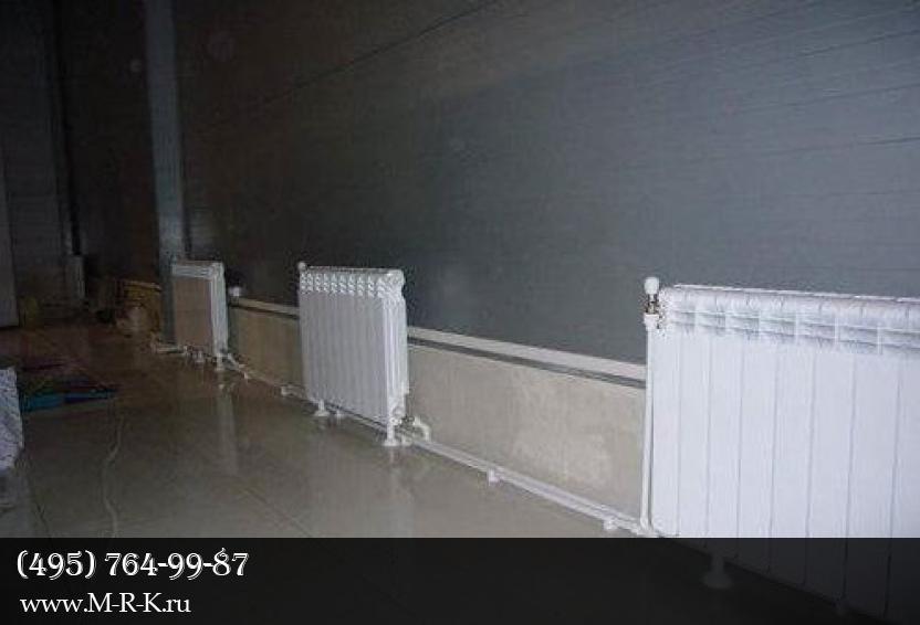 Трубы отопления в стене: плюсы и недостатки | плюсы и минусы