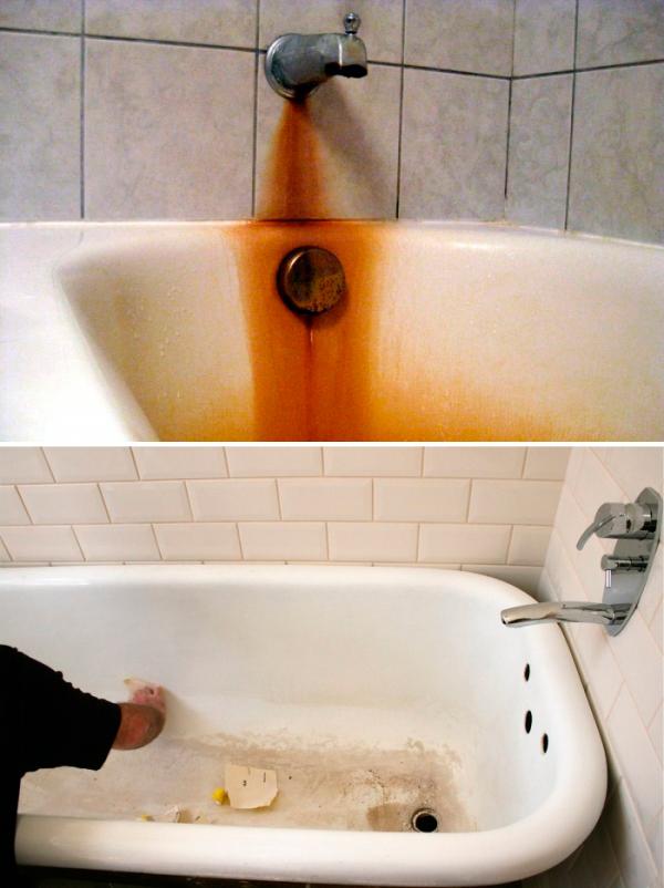 Чем почистить ванну от желтизны в домашних условиях - сам себе мастер - медиаплатформа миртесен