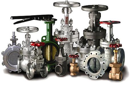 Все трубопроводной арматуре: разновидности и применение