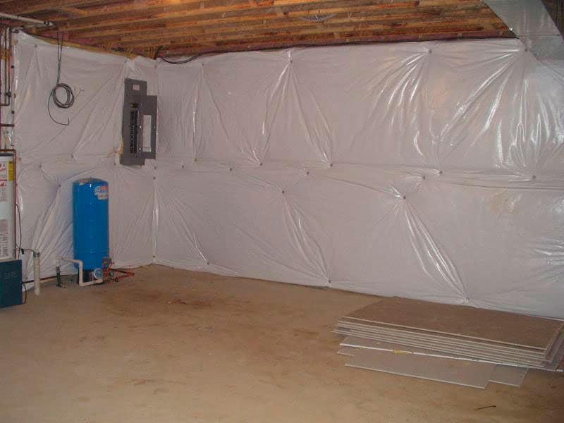 Что нужно для просушивания погреба в гараже